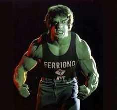 a big ol dude to be big green. Hulk Avengers, Hulk Marvel, Arte Do Hulk, The Incredible Hulk 1978, Hulk Movie, 1970s Tv Shows, Sci Fi Tv Series, Hulk Art, Looney Tunes Cartoons