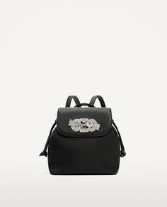 Image 2 of GEM DETAIL BACKPACK from Zara