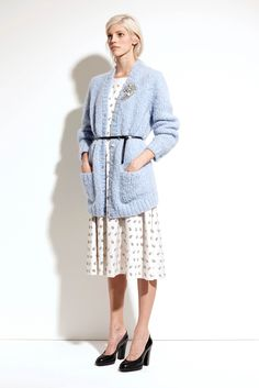 Michael Kors Pre-Fall 2014 - Collection - Gallery - Look 1 - Style.com