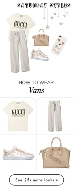 """Untitled #1"" by meidinaarintagiri14 on Polyvore featuring Gucci, Gap, Givenchy and Casetify"