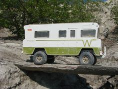 1973 Winnebago Indian 4x4