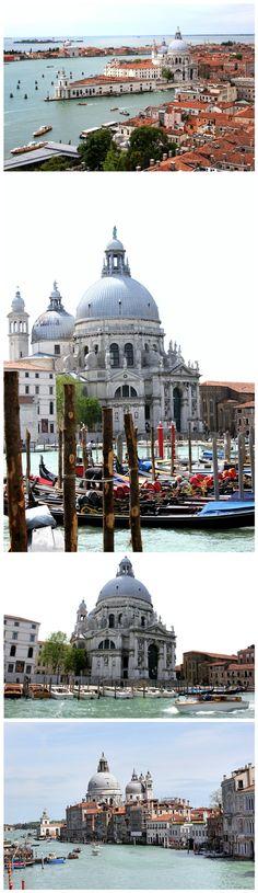 Basilica di Santa Maria della Salute - Venice - Italy