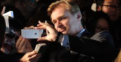 Hollywood director Christopher Nolan got real at a Princeton. CHASE REALITY