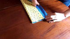 Como fazer um trilho de mesa- Arteliê Bia Abdalla