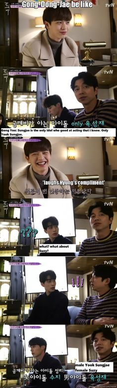 XD it's not true but it's funny XD GOBLIN BTOB