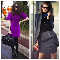 Dark colors will be a good option always!