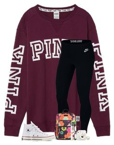 Cute Fashion Outfits for Teens worth Copying - Cute Outfits With Leggings, Cute Lazy Outfits, Cute Outfits For School, Komplette Outfits, Sporty Outfits, Athletic Outfits, Teen Fashion Outfits, Outfits For Teens, Look Fashion