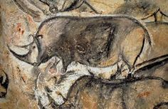 Cave painting, history, prehistoric, france, spain, caves, ancient, animal, sacrifice, religion, primitive, les trois-freres, lascaux - HeadStuff.org