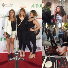 Excited for our upcoming Chella brow bar in the Beverly Hills @nailbarandbeautylounge  We're celebrating their 2nd anniversary press party!  #paparazzi #tmzwasthere #redcarpet #chellabeauty #nailbarandbeautylounge