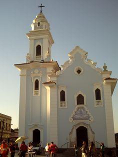 Igreja do Rosário , centro histórico