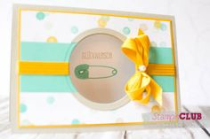 Stampin Up Baby Something for Baby Lullaby DSP Schlaflied Spruch-reif