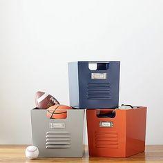 Storage Furniture - Locker Dresser | PBteen - metal locker dresser ...