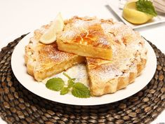 Receita de Pie de limão. Descubra como cozinhar Pie de limão de maneira prática e deliciosa com a Teleculinária!
