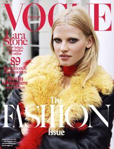 Vogue Netherland September Issue