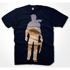 Uncharted 3 Mirage. http://www.nzgameshop.com/mens-tshirts/uncharted-3-mirage-large-t-shirt