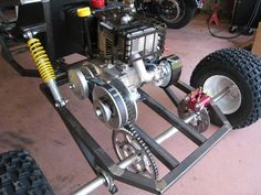 Independent Trailer Axle Google Search Build Ideas