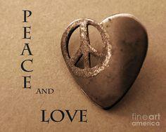 Peace And Love Patricia Januszkiewicz