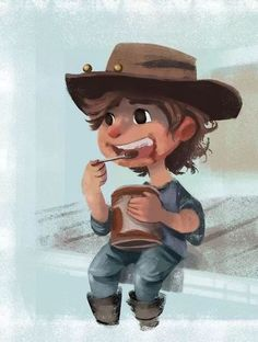 We All Love Pudding, specially Carl.
