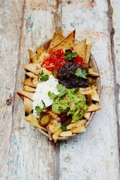 how to construct the perfect nachos | jamie oliver
