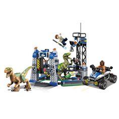 $19.59 (Buy here: https://alitems.com/g/1e8d114494ebda23ff8b16525dc3e8/?i=5&ulp=https%3A%2F%2Fwww.aliexpress.com%2Fitem%2F2016-New-406Pcs-Jurassic-World-4-Dinosaur-Model-Building-Kits-Jurassic-Park-Minifigure-Blocks-Bricks-Set%2F32698078671.html ) 2016 New 406Pcs Jurassic World 4 Dinosaur Model Building Kits Jurassic Park Minifigure Blocks Bricks Set Toy Compatible Legeod for just $19.59