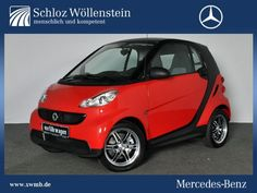 Angebot: smart fortwo coupé