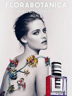 """So this Yahoo! article commends Kristen for her 'stunning' appearance, her pout, and """"holding her own in the world of celebrity fragrance"""". Aint that the way she normal is?! I dunno, do you see a difference? I cant/don't!"""