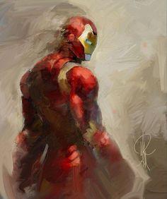 Iron Man by Alberto Varanda