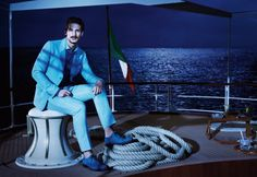 visual optimism; fashion editorials, shows, campaigns & more!: asia argento and jarrod scott by francesco carrozzini for ermanno scervino s/...