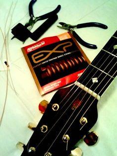 New Strings: D'Addario EXP