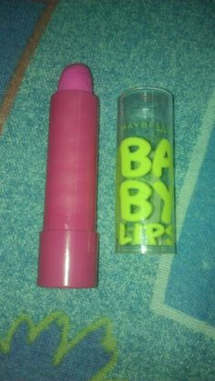 Maybelline New York Baby Lips Růžové
