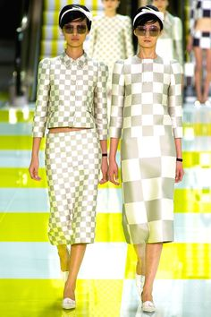 Louis Vuitton - Pasarela 2013