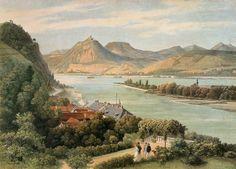 Bild:   - Das Siebengebirge