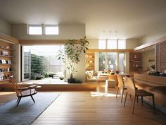 Home Decor Kitchen .Home Decor Kitchen Japanese Home Design, Japanese Home Decor, Japanese House, Japanese Living Rooms, Home Interior Design, Interior Architecture, Interior Decorating, Estilo Interior, Traditional House