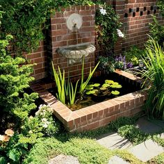 70 Beautiful Water Feature For The Yard Landscaping