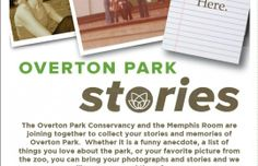 Overton Park Stories at the Memphis Room