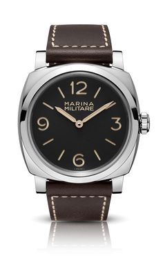 RADIOMIR 1940 3 DAYS MARINA MILITARE ACCIAIO PAM00587 - Collection 2014 - Watches Officine Panerai