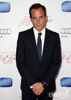Will Arnett arrives at The Television Academy's 22nd Hall of Fame Induction Ceremony