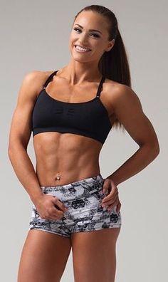 Fitnessmodel Meisha Pijot