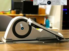Cubii: World's First Under-Desk Elliptical Trainer by FitnessCubed — Kickstarter