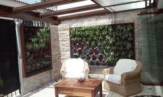 Jardin vertical creado por Jardeco