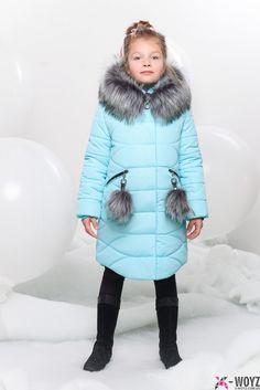 Детская зимняя куртка X-Woyz DT-8254-7 купить оптом по цене от 939 грн.