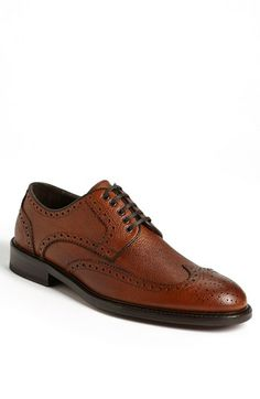 To Boot New York 'Bernard' Wingtip available at #Nordstrom