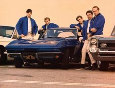 THE BEACH BOYS – LITTLE DEUCE COUPE: Harmony-Pop's Custom Machine ...