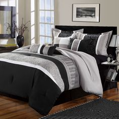 Found it at Wayfair - Rast 8 Piece Comforter Set