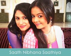 Saath Nibhana Saathiya- Hindi TV Serial Title Track Lyrics