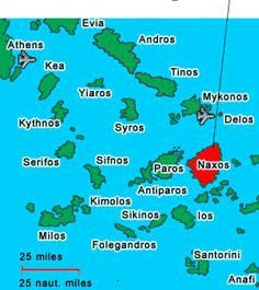 Naxos Yacht Charters | Greece Yachts
