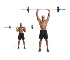 8 Barbell Moves to Burn Fat and Build Muscle