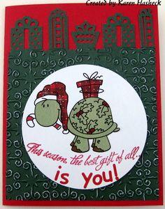 Send A Smile 4 Kids Challenge Blog: TEAM S.A.S. Card by Karen H. (me)