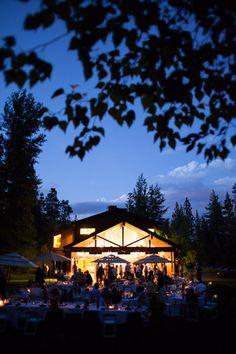 Tahoe Wedding Reception at Granlibakken Resort | Buena Lane Wedding Photography