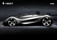 Ferrari Xezri on Industrial Design Served